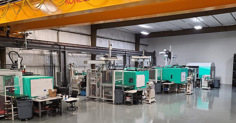 VSI CMS Injection Molding